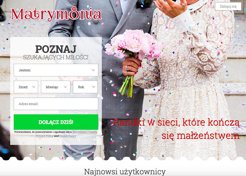 Ogłoszenia matrymonialne