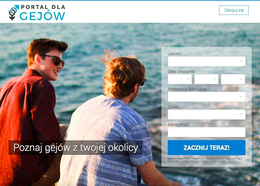 Portal dla gejów